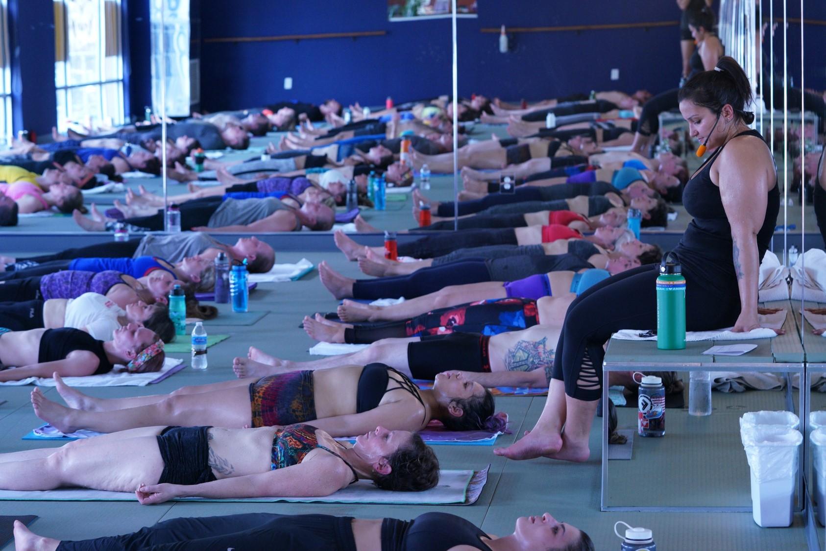 Meet Jaya Narayana Of Denver Bikram Yoga In Jefferson Park Voyagedenver Denver
